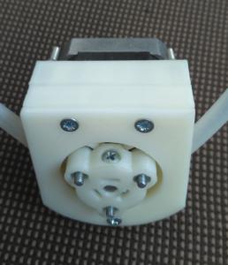 3Д печать модель насоса