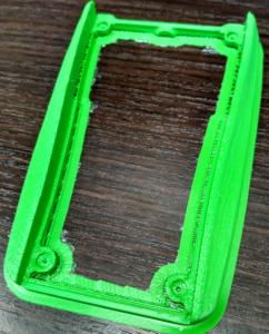3Д печать корпус составной