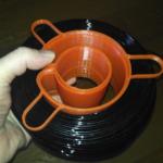 Катушка для пластиковой нити